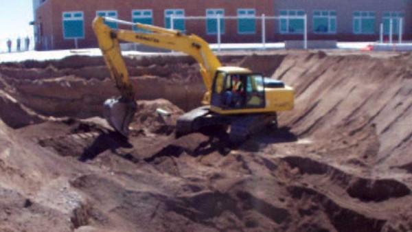 Tank Excavation