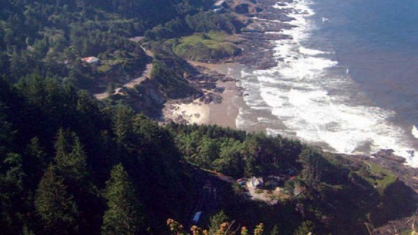 Cape Perpetua, Central Oregon Coast