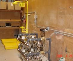 Cane Creek Wastewater Treatment Plant