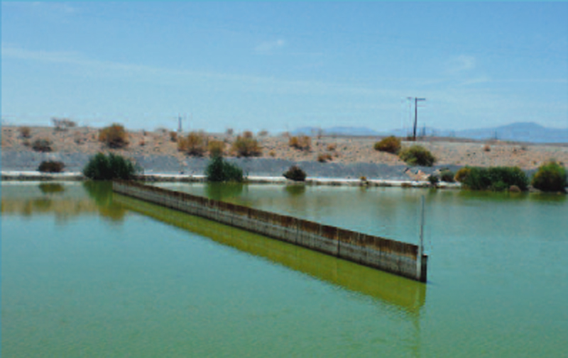 Caltrans innovative sustainable onsite wastewater treatment system