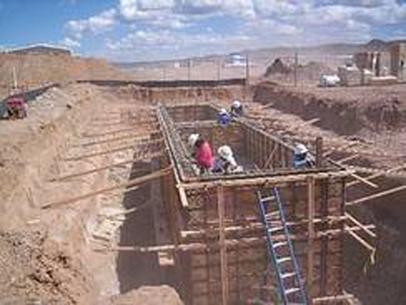 Construction of Water, Wastewater, and Reuse System for New Mexico School District