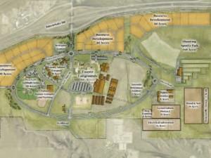 Archer Complex outside Cheyenne, WY