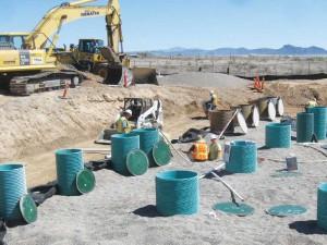 Big River Wastewater Tank