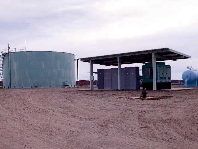 IWS Constructs $2M Water Treatment Project in AZ