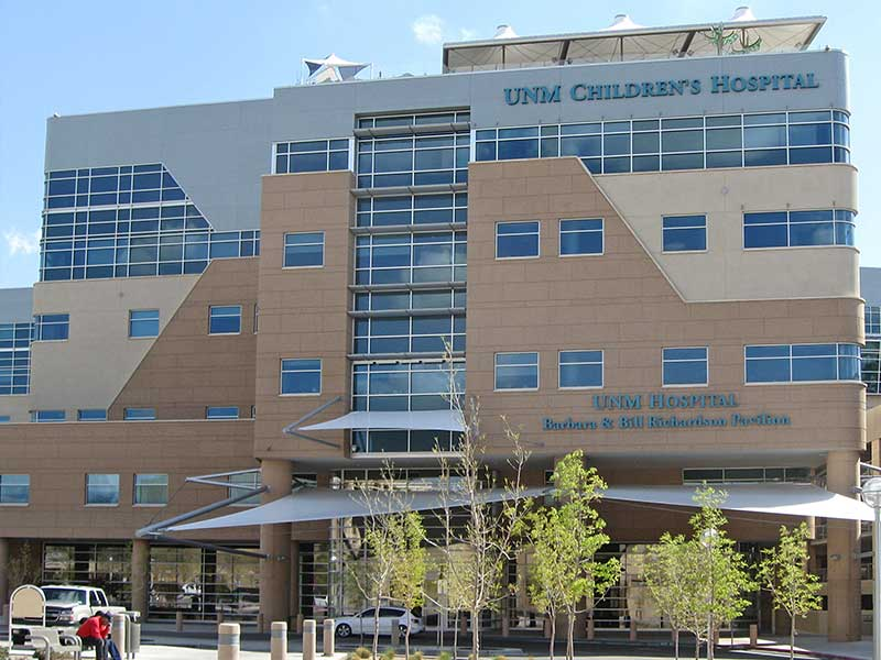Innovative Disinfection System for Potable Water Installed at University of NM Hospital