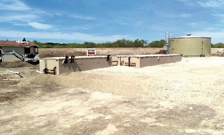 IWS Completes Design-Build of Texas Hill Country Wastewater Treatment Plant