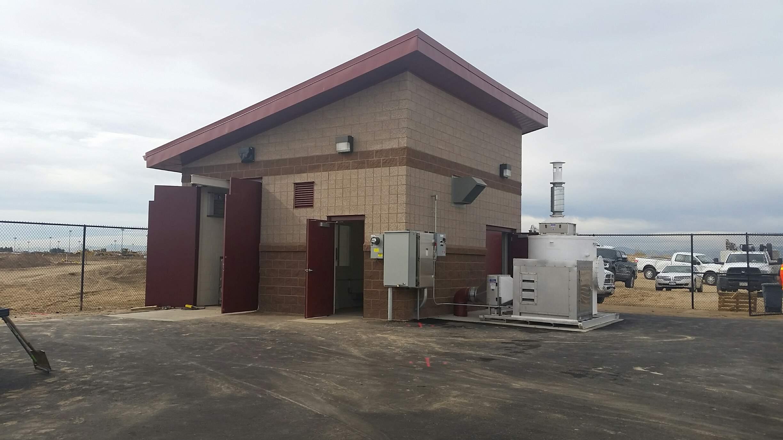 Stapleton Re-Development Lift Station Completed
