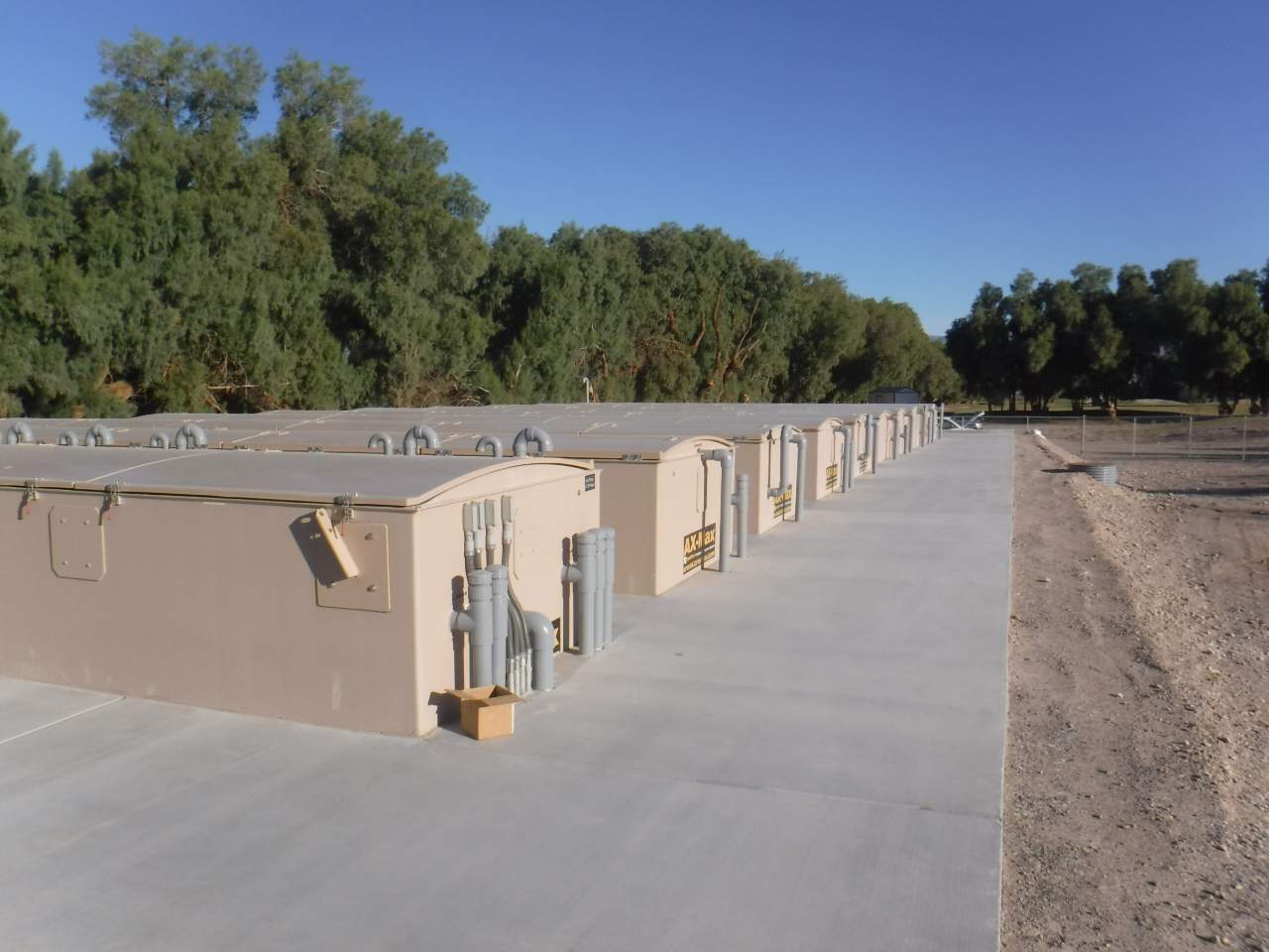 Death Valley Resort Secures Sustainable Wastewater Future