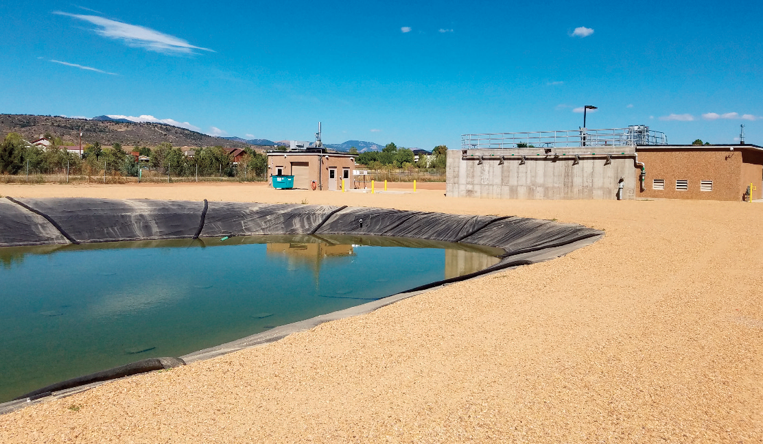 Colorado Local Improvement District Upgrades WWTP