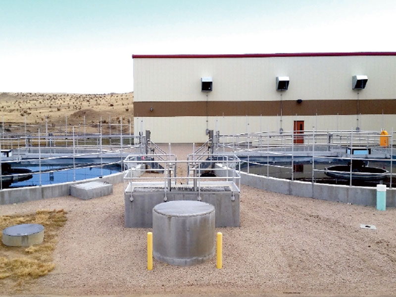 Community Upgrades WWTP For Phosphorous Treatment To Meet Colorado Regulation 85