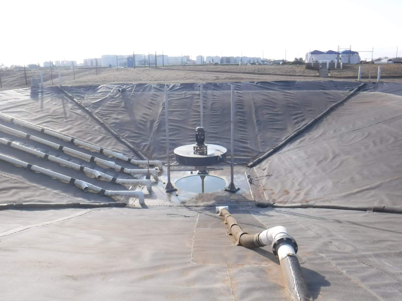 CA Winery Re-uses 80 Million Gallons of Process Water To Irrigate Crops