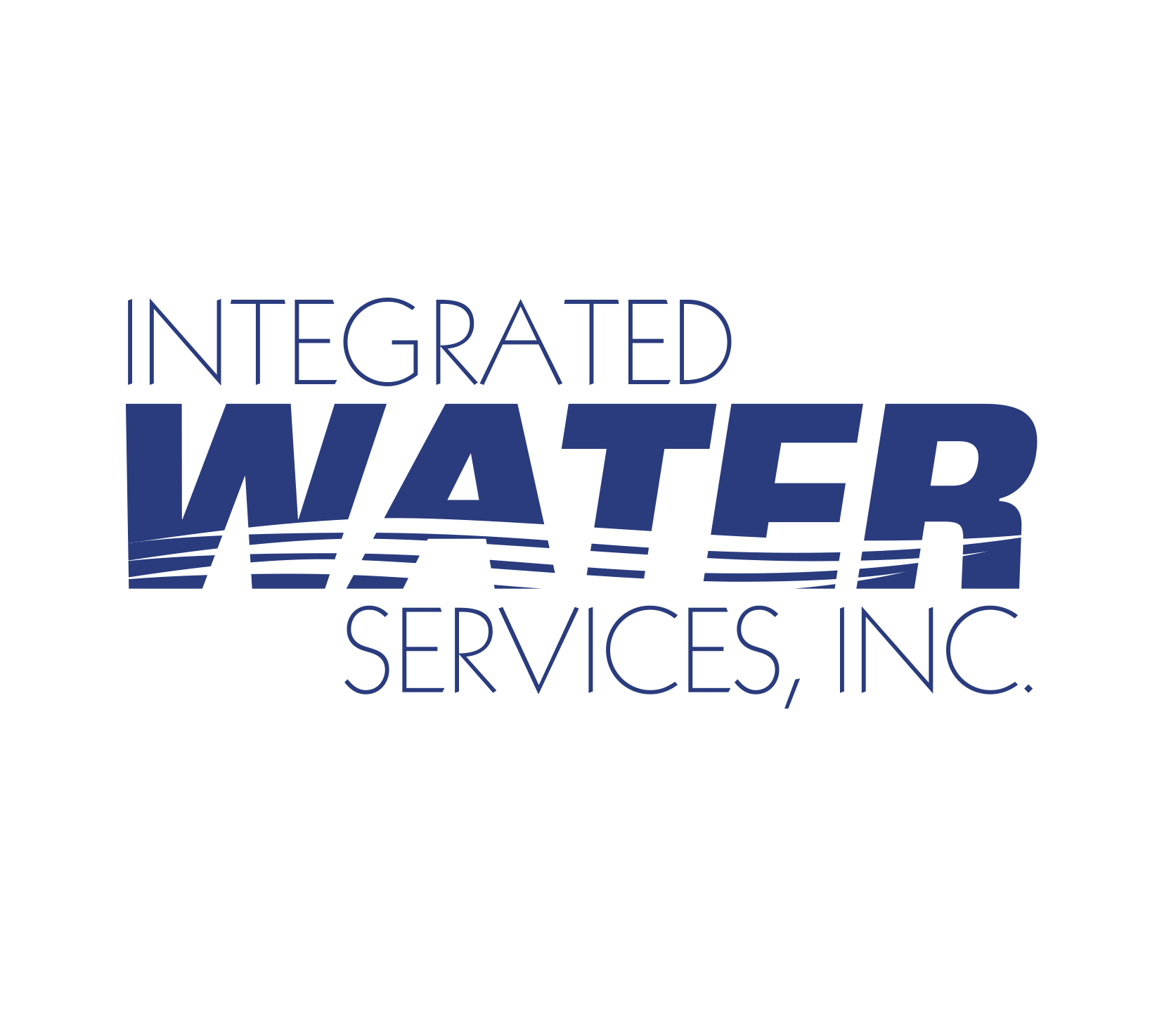 Logo for Integrated Water Services