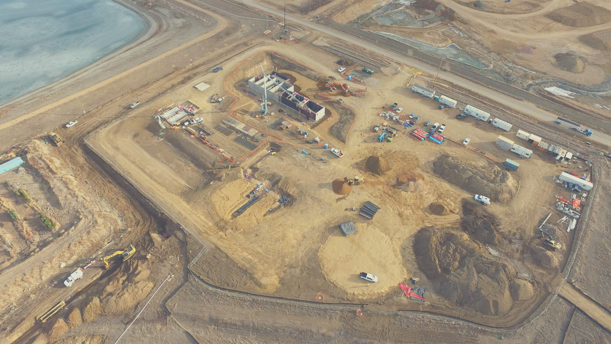 IWS Fast Tracks 1.5 MGD CMAR Water Treatment Plant in Firestone, CO